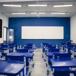Sala de aula da unidade Elite Bangu