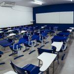 Sala de aula do Elite Duque de Caxias
