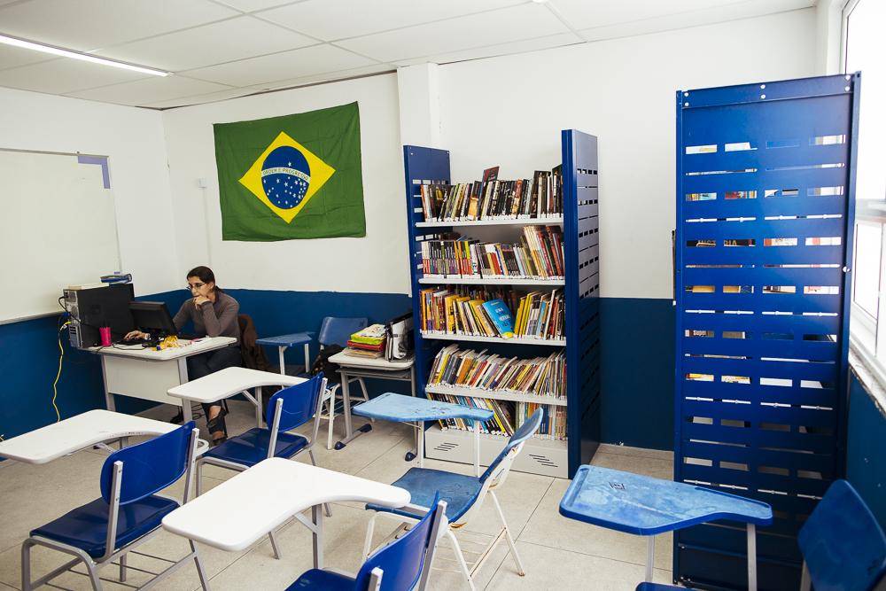 Sala de estudos Elite Irajá