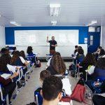 Sala de aula de aula ensino médio Elite Madureira II