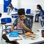 Aluno estudante Elite Nova Iguaçu