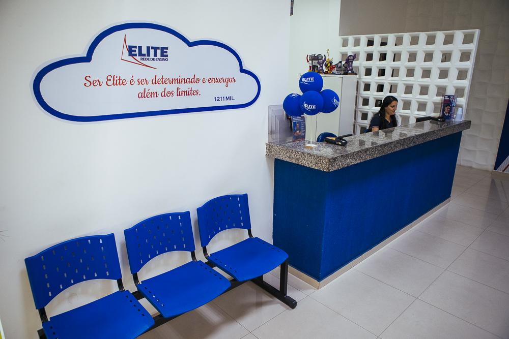 Recepção Elite Nova Iguaçu