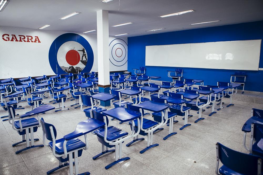 Sala de aula Elite Realengo