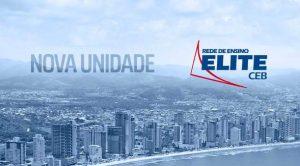 Nova unidade Elite CEB em São José