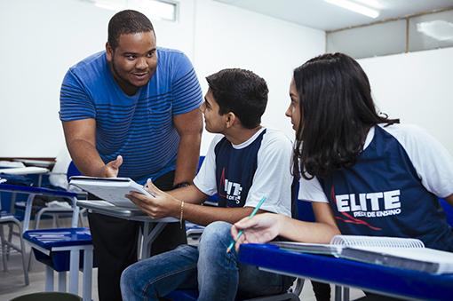 Ensino Elite - Bolsa de estudo para a realização do seu sonho