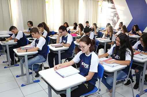 Ensino Elite - Preparamos para as vagas mais concorridas