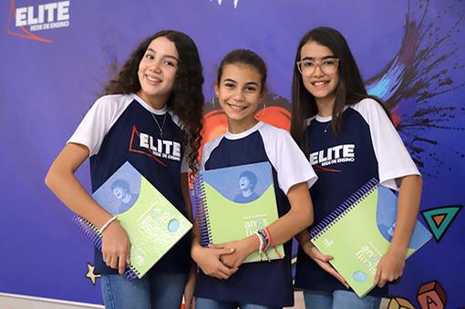 Ensino Elite - Escola de Ensino Fundamental e Médio Pense no futuro